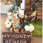 ハチミツ20%配合のシットリアミノ酸シャンプーMY HONEY REMEDYレセプションイベント|マイハニーレメディシャンプートリートメント口コミ
