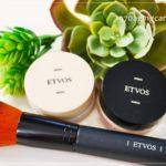 ETVOS(エトヴォス)ミネラルファンデーショントライアルセット口コミ|通販コスメ石鹸で落とせるファンデーション
